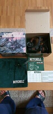 Mitchell 5540 rd full control.alte Angelrolle.angeln angel.