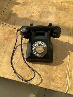 Antique Telephone - Digitised And Fully Working