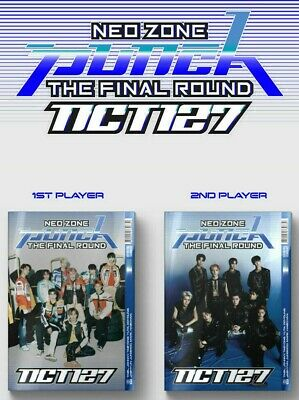 Nct 127 Vol 2 Repackage Neo Zone The Final Round (Select) [Kpoppin Usa]