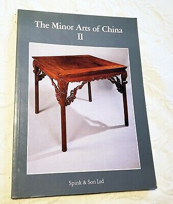 The Minor Arts of China II by Spink & Son Auction Catalog 1985