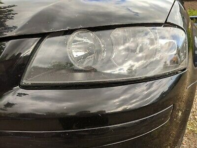 Audi A3 8P 2004-2008 Front Passengers/Left Headlight Lamp