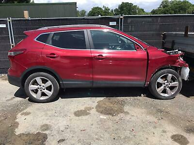 Nissan Qashqai 2015 1.5 Dci N-Tec Plus Spares Or Repair Damaged