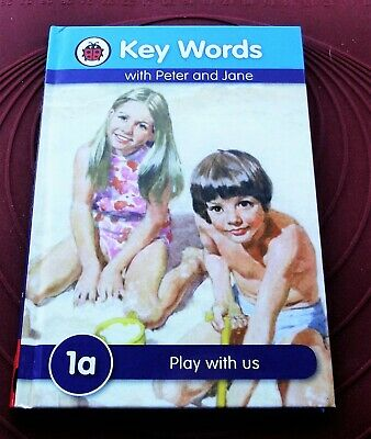 Ladybird - Key Words with Peter and Jane - Play with us - !a