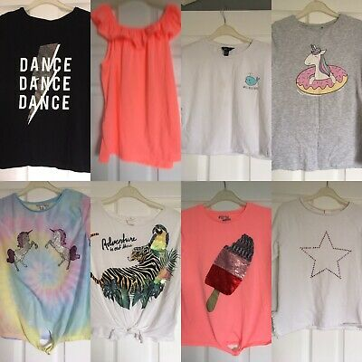 Girls Clothes Bundle 12-13 Years New Look H&M Next