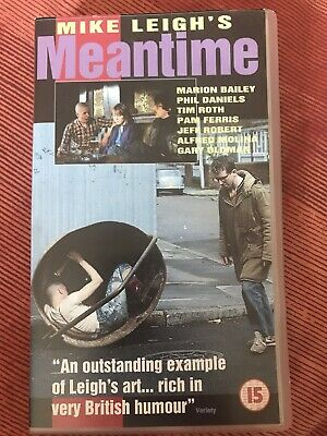 Meantime Mike leigh Vhs Original Release 1993