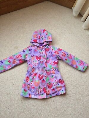 Pumpkin Patch Girls Beautiful Coat, Size: 4 Years Excellent Condition