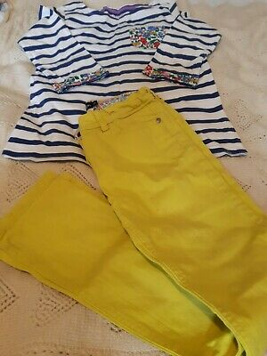 Mini Boden girls outfit, size 10-11 yrs. Lovely!