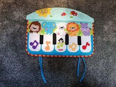 Fisherprice Musical Soft Cot Toy Piano