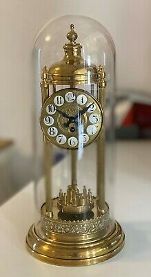Anniversary Style Bandstand Clock by Franz Vosseler c1910. Majestic