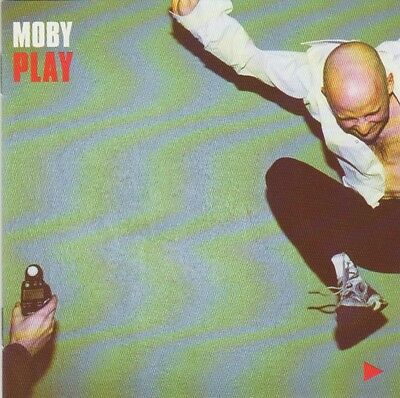 Moby ' Play ' CD album, 1999 on Mute Records