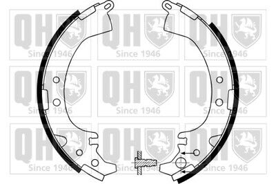 Brake Shoes BS1148 Quinton Hazell Set Genuine Top Quality Replacement New