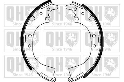 Brake Shoes BS826 Quinton Hazell Set 0449533010 0449533020 Quality Replacement