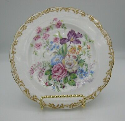 Royal Albert Bone China Nosegay Side/Bread Plate