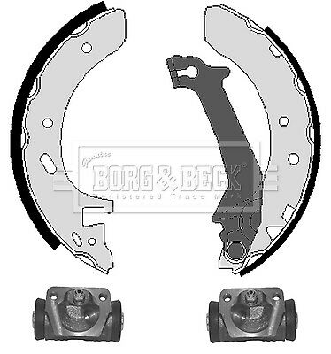 Brake Shoes BBS1054K Borg & Beck Set Genuine Top Quality Replacement New