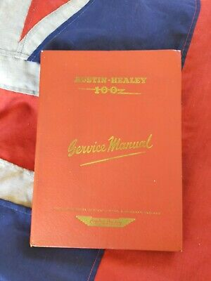Austin Healey 100/4  Workshop Manual