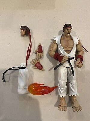 SOTA Toys Ryu Street Fighter action figure, Loose