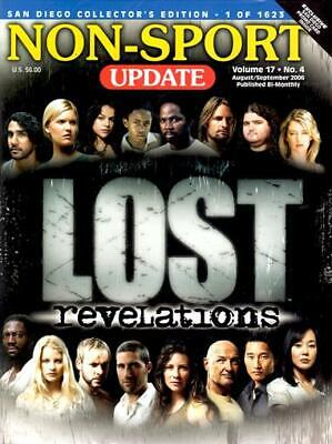 Non-Sport Update -  Lost Revelations - San Diego Collectors Edition - Sealed