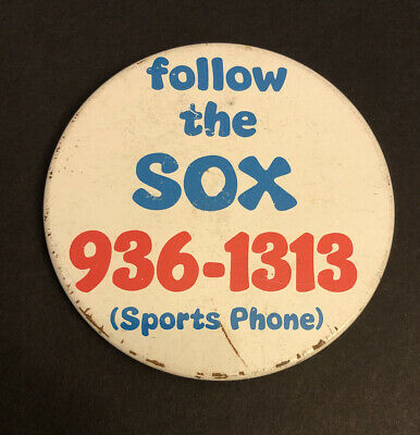 Vintage Chicago White Sox Pin