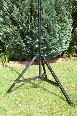 Courtenay -  Lighting Stand - extends to 8'4""