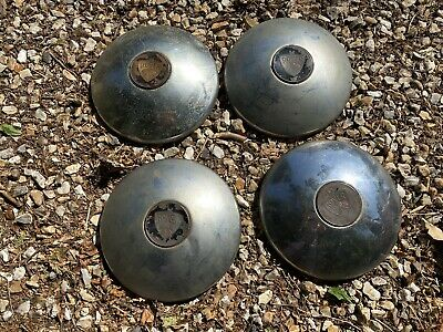 Rover P4 Hubcaps  Set Of four