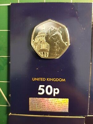 NEW PADDINGTON BEAR CATHEDRAL TOWER.STATION PALACE PETER RABBIT 50p COINS.ALBUMS