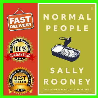 NORMAL PEOPLE by Sally Rooney BEST SELLER DISPATCHED BY 1 HRS [P.D.F book]✅🔥