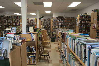 Huge lot of books. 12,000+ Entire stock of book store. Broad range!