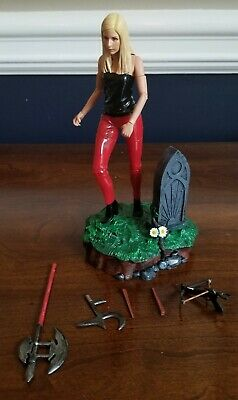 Buffy The Vampire Slayer Series 2 Buffy Loose Action Figure BTVS Complete Moore