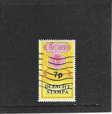 """STAMPS: IRELAND 1900s  MODERN """" FISCAL STAMP """" (G/USED)"""
