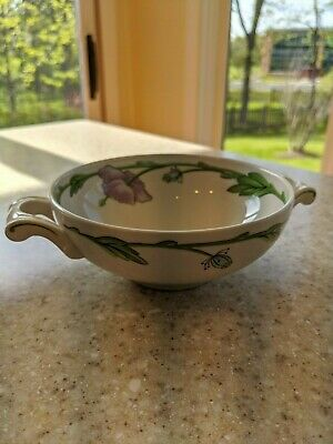 Villeroy Boch Amapola Cream Soup Bowls | Used | Great Condition!