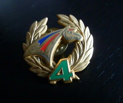 Pins Ffe Federation Francaise Equitation Galop Niveau 4 Cheval Arthus Bertrand