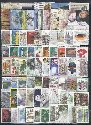 GERMANY - Nice Collection of  75 Commemorative Stamps........