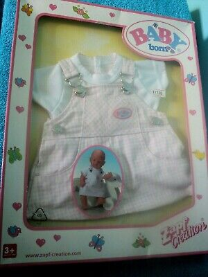 Zapf Baby Annabel/ Baby Born Doll outfits- set of 2