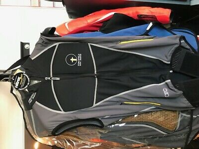 Forcefield Vest Back Protector with Chest Protector