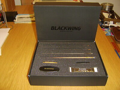 Blackwing Pencil Starting Point Set 9 Piece (New)