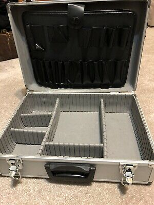 Small Aluminum Case Great For Magic Supplies