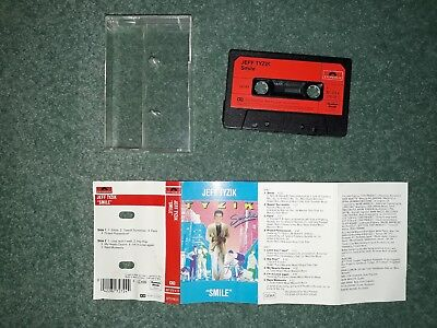 Smile by Jeff Tyzik audio cassette