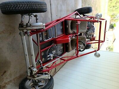 Johnny's speed and chrome dune buggy sandrail