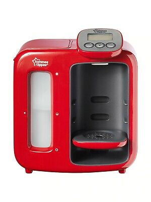 Tommee Tippee Perfect Prep Day And Night Machine. Limited Edition Red Model.