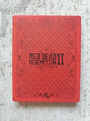 Brand New | Red Dead Redemption 2 SteelBook Only | Ultimate Edition PS4/Xbox One