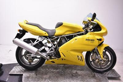 2000 Ducati 900SS IE Desmodue Very Clean Unregistered JAP Import Running Project