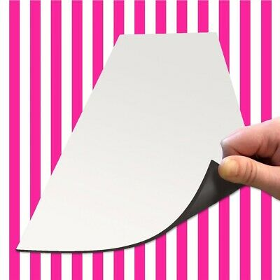 White Gloss Magnetic Roll 300X1000mm 0.85mm Magnet for Crafting and Sign Making