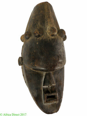 Bete Mask Ivory Coast African Art