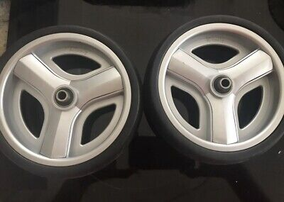 Brand New Pair Of Front Wheels For ICandy Peach