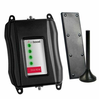 weBoost Drive 4G-M 470108 - Vehicle Cell Phone Booster (Open Box) Free Shipping
