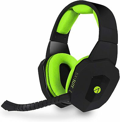 Stealth Sx Elite Stereo Gaming Headset + Mic Control * Xbox One