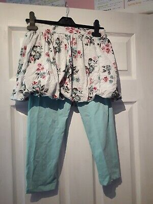 Primark Skirt And Leggings Set Age 11-12