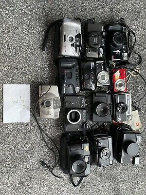 Large Selection Of Vintage And Other Cameras
