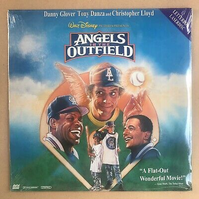 Angels In The Outfield  (Walt Disney Home Video Laser Disc 2753 AS)  LIKE NEW