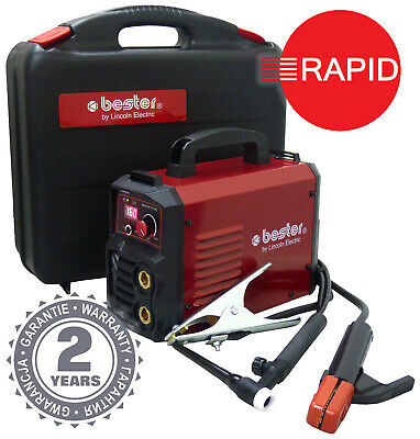 Lincoln Bester 170-ND Arc Welder Package, with TIG Torch 230v, 2 Year Warranty